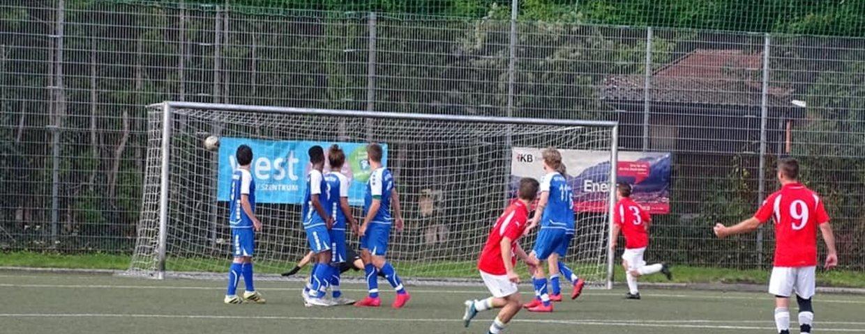 KM dreht 0:2 Rückstand noch in einen Sieg um!!! Reserve siegt ebenfalls am Besele klar!