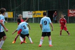 Fotos vom Heimspiel unserer U 13 gegen Lechtal